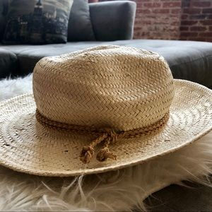Cute summer beach hat, one size fits most